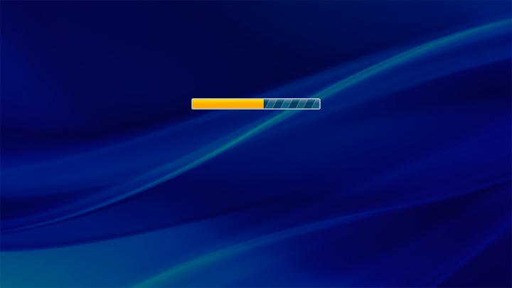Через 10-30 секунд загрузится портал Сириус ТВ - Настройка ТВ-приставки MAG250